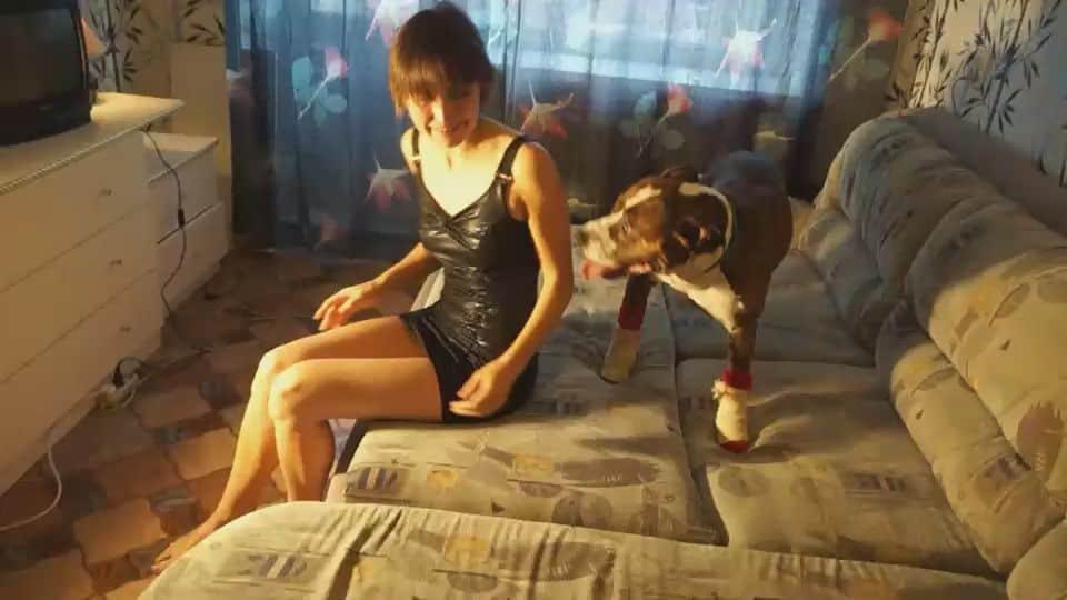 Зоофилия Секс с собакой ZooTube Videos