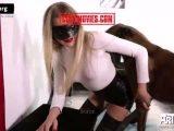artofzoo free video – dogwoman beast beauty